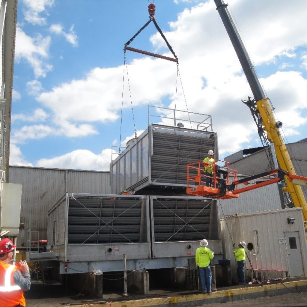 Energy efficiency project implemented at Kansas City Plant